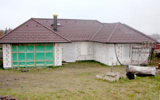 Kompletní novostavba domu včetně zateplen