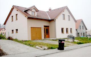 Zatepleni a fasáda rodinného domku